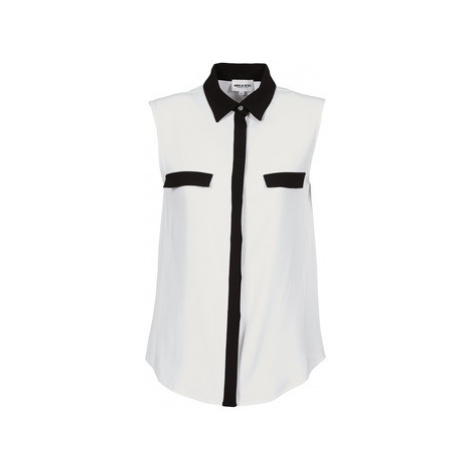 American Retro SOFIA SHIRT women's Short sleeved Shirt in White
