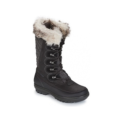 Helly Hansen GARIBALDI women's Mid Boots in Black