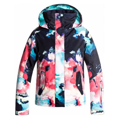 jacket Roxy Jetty - NKN6/Neon Grapefruit/Cloud Nine