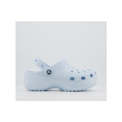 Crocs Platform Clogs MINERAL BLUE