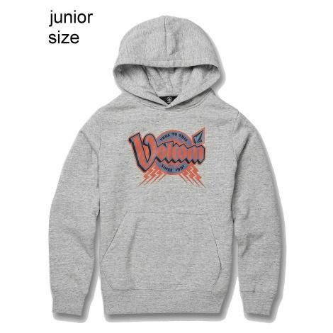 sweatshirt Volcom Supply Stone - Storm - unisex junior