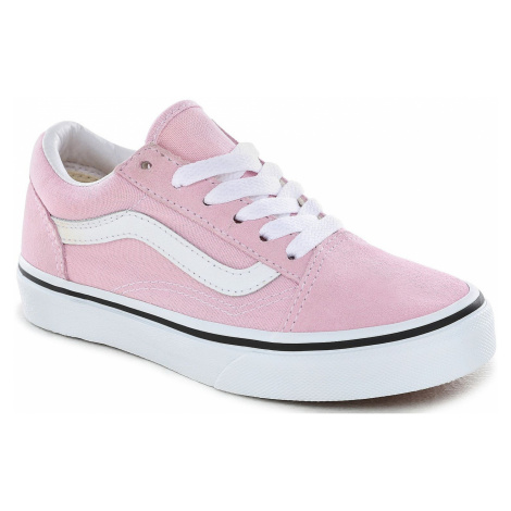 shoes Vans Old Skool - Lilac Snow/True White - girl´s