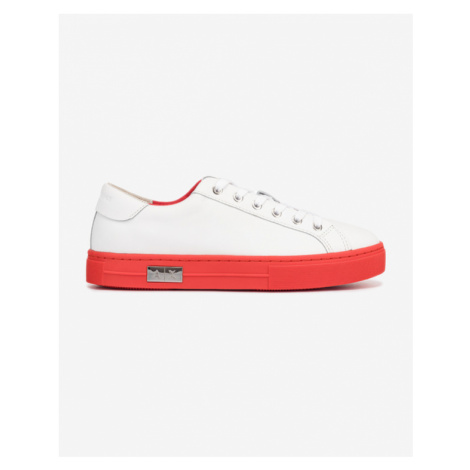Armani Exchange Sneakers Red White