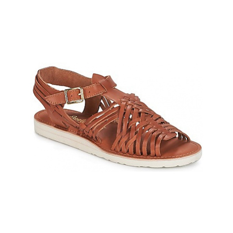 Lola Espeleta PISTACHE women's Sandals in Brown