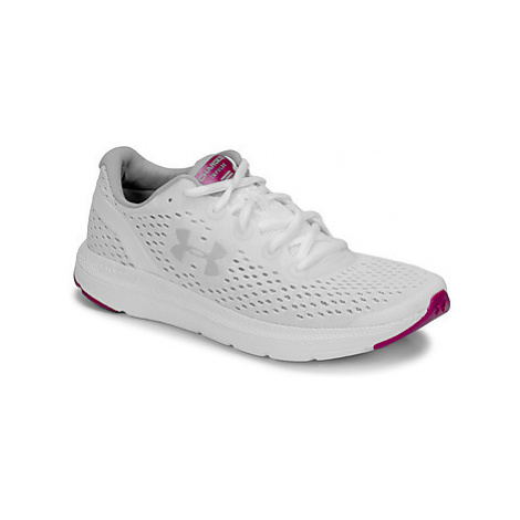 Under Armour CHARGED IMPULSE women's Running Trainers in White