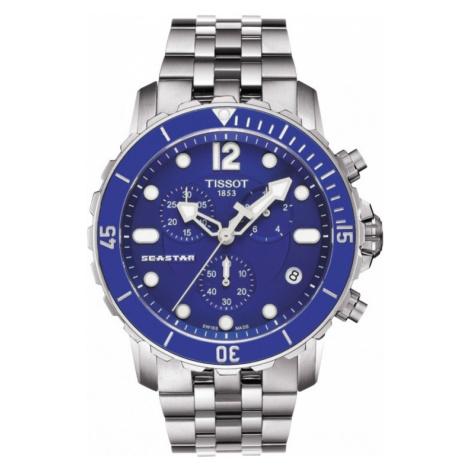 Mens Tissot Seastar 1000 Chronograph Watch T0664171104700