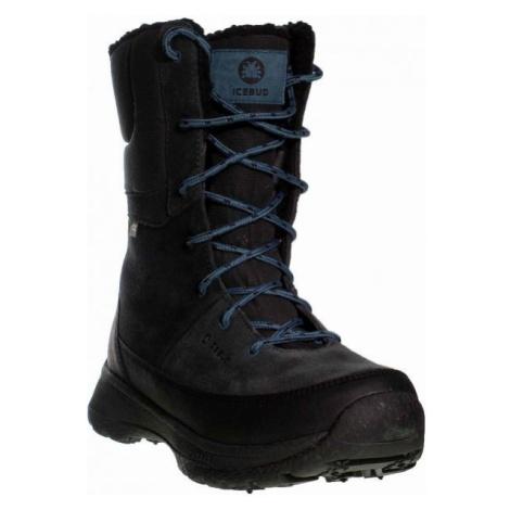 Ice Bug TORNE W RB9 GTX black - Women's winter footwear