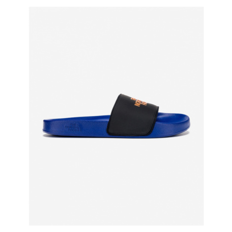 The North Face Base Camp II Slippers Black Blue
