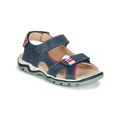 GBB DIMOU boys's Children's Sandals in Blue