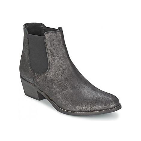 Meline ZADIA women's Mid Boots in Black