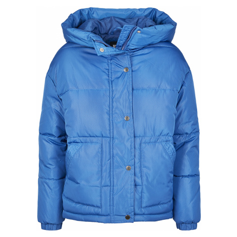 Urban Classics - Ladies Oversized Hooded Puffer - Winter jacket - royal blue