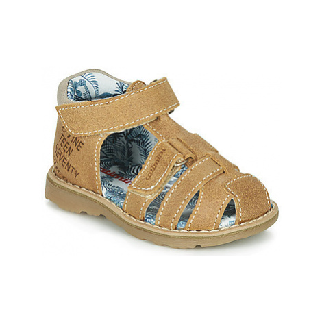 Catimini SYCOMORE boys's Children's Sandals in Brown