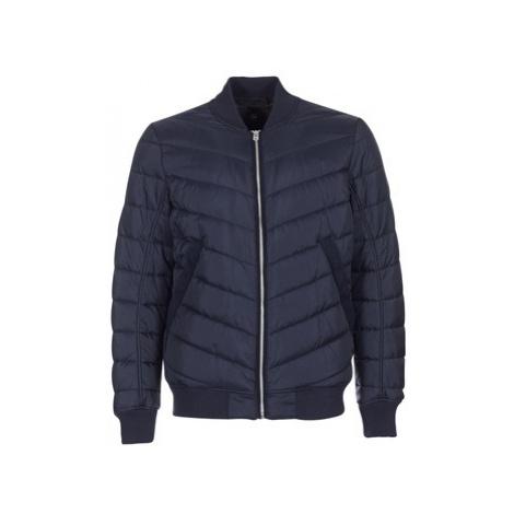 G-Star Raw MEEFIC BOMBER OVERSHIT men's Jacket in Blue