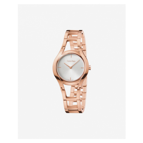 Calvin Klein Class Watches Pink Gold
