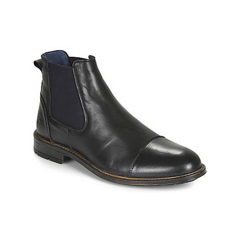 Casual Attitude JANDY men's Mid Boots in Black