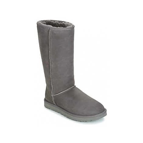 UGG CLASSIC TALL II women's High Boots in Grey
