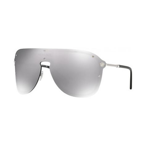 Versace VE2180 Women's Aviator Sunglasses