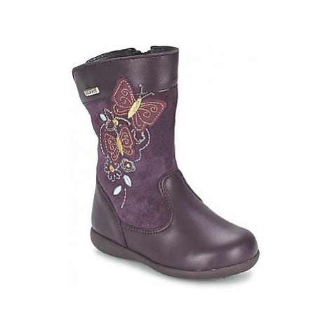 Start Rite AQUA FLUTTER girls's Children's Mid Boots in Purple