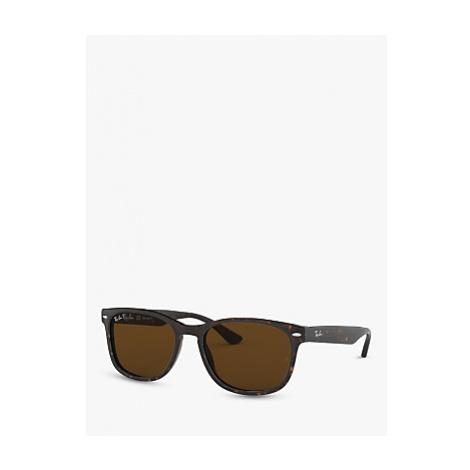 Ray-Ban RB2184 Women's Polarised Square Sunglasses