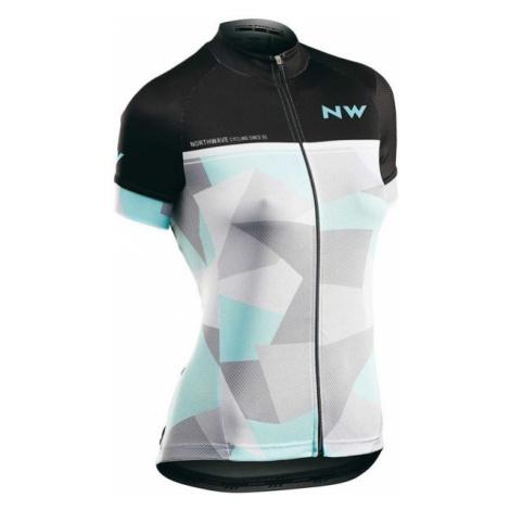 Northwave ORIGIN W black - Women's biking jersey North Wave