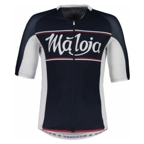 Maloja SCHLEINSM. 1/2 blue - Short sleeve jersey