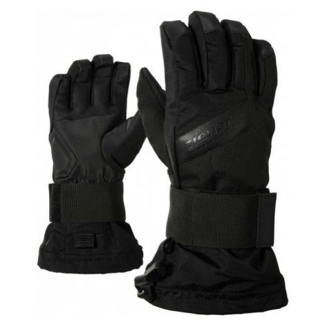 Ziener MIKKS AS JR black - Kids' gloves