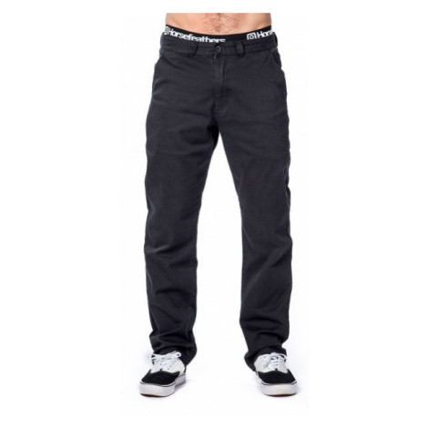 Horsefeathers MACKS MAX PANTS black - Men's pants