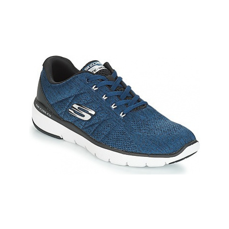 Skechers FLEX ADVANTAGE 3.0 men's Trainers in Blue
