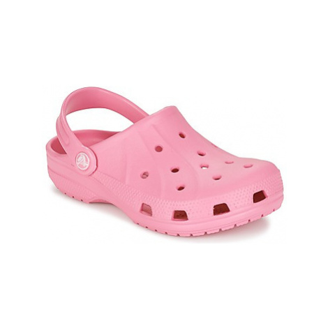 Crocs Ralen Clog K women's Clogs (Shoes) in Pink