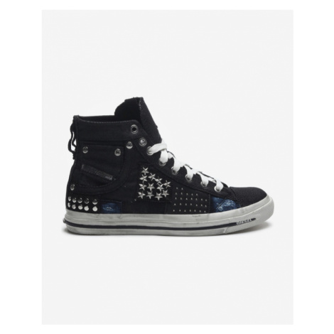 Diesel Magnete Exposure IV Sneakers Black