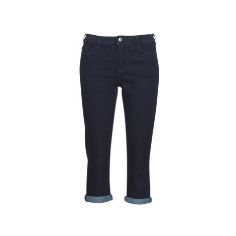 Esprit VISSAILE women's Cropped trousers in Blue