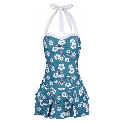 Lilo & Stitch - Hawaii - Bathing Suit - blue