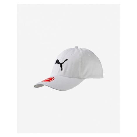 Puma ESS Cap White