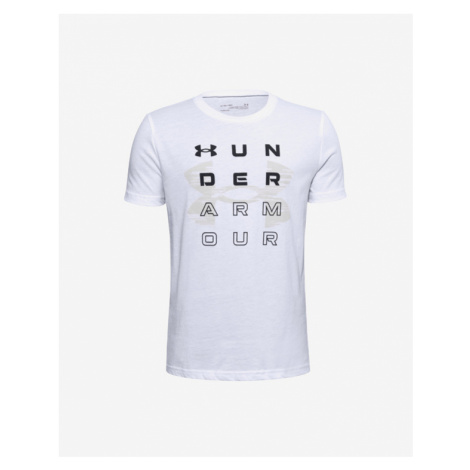 Under Armour Live Rival Kids T-shirt White