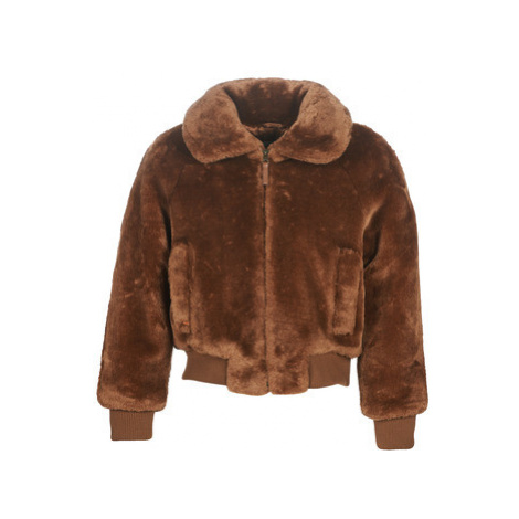 Pepe jeans RACHEL women's Jacket in Brown