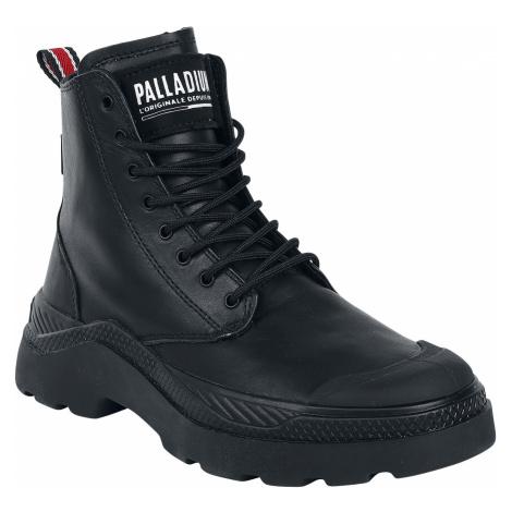 Palladium - PLKIX Mid SK W - Boots - black