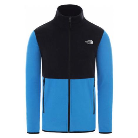 The North Face TKA GLACIER FZ black - Men's sweatshirt