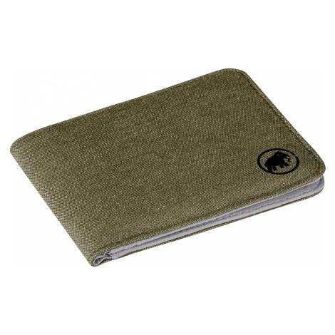 wallet Mammut Flap Mélange - Olive