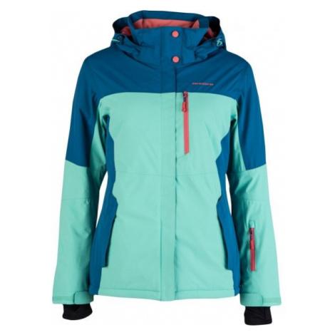 Arcore NOELY green - Women's skiing jacket