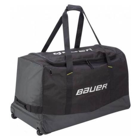 Bauer CORE WHEELED BAG JR black - Children's hockey bag