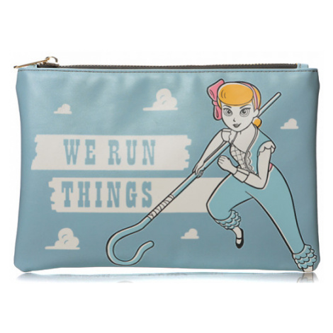 Toy Story - Bo Peep - Cosmetic Bag - white-blue