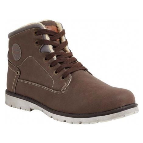 Willard HAZE brown - Men's winter footwear