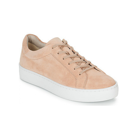 Vagabond ZOE women's Shoes (Trainers) in Pink