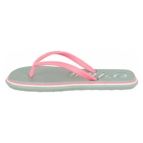 O'Neill FG LOGO SANDALS grey - Girls' flip flops