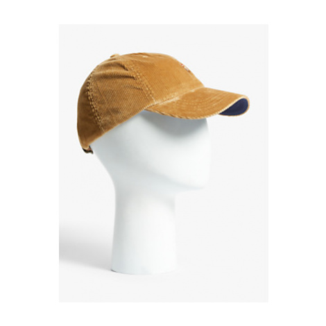 Polo Ralph Lauren Corduroy Baseball Cap, One Size, Natural