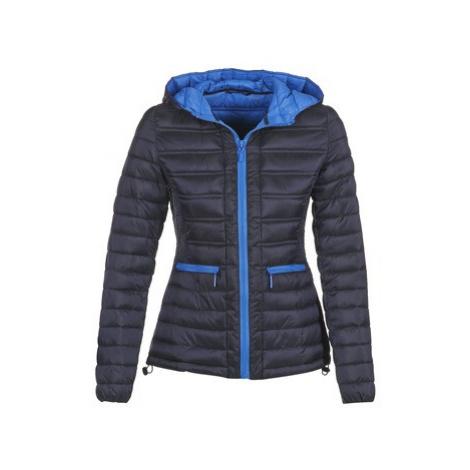 U.S Polo Assn. CHERYL women's Jacket in Blue U.S. Polo Assn