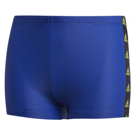 adidas YOUTH BOYS TAPE SWIM BOXER - Boys' swim shorts