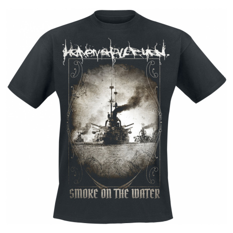 Heaven Shall Burn - Smoke On The Water - T-Shirt - black