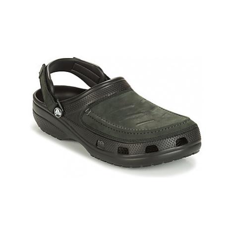 Crocs YUKON VISTA CLOG M men's Clogs (Shoes) in Black