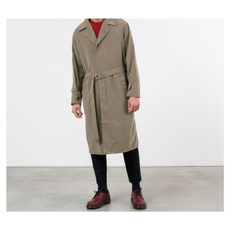 Brown men's coats, parkas and trench coats